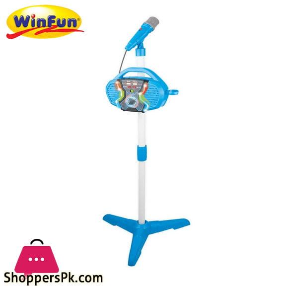 Winfun Cool Kidz 2-in-1 Microphone - 2086
