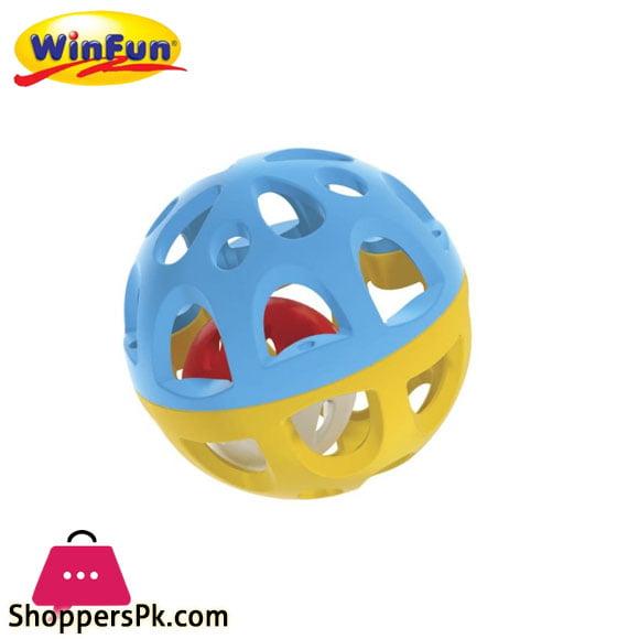 Winfun Easy Grasp Rattle Ball 779