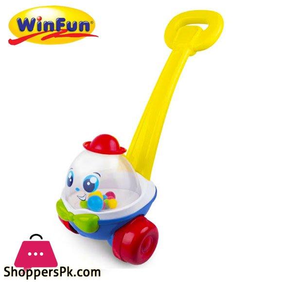 Winfun Push Along Humpty Dumpty - 670