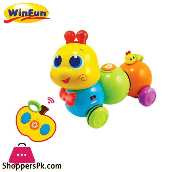 Winfun R/C Wriggle 'N Giggle Caterpillar - 1140