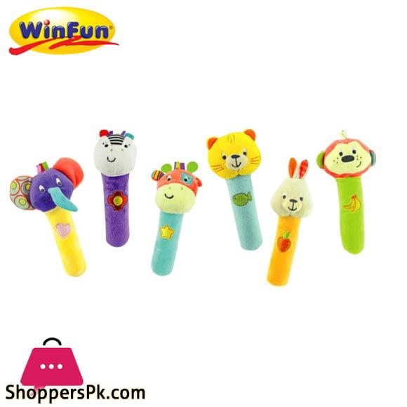 Winfun Rattle Stick – 3143 One Piece