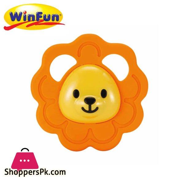 Winfun Safari Fun Teether Lion - 164