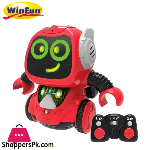 Winfun Smart Robot Musical Toy - 1149