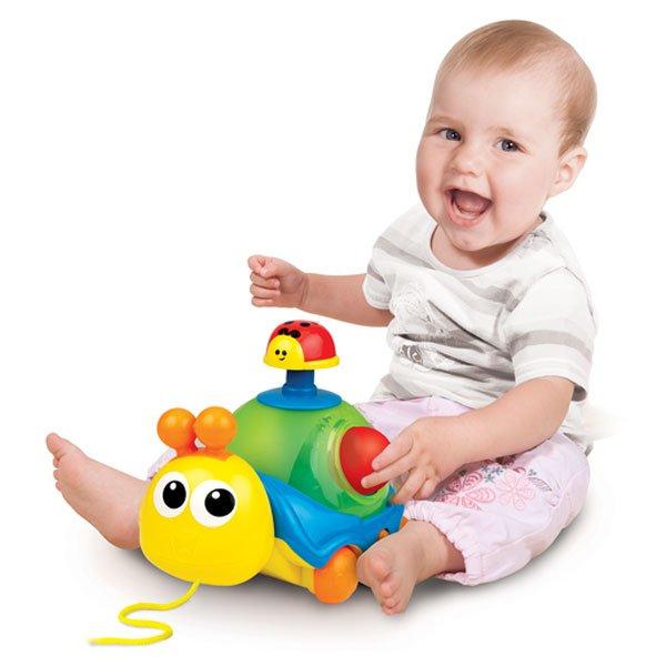 Winfun Snail Musical Toy - 0674