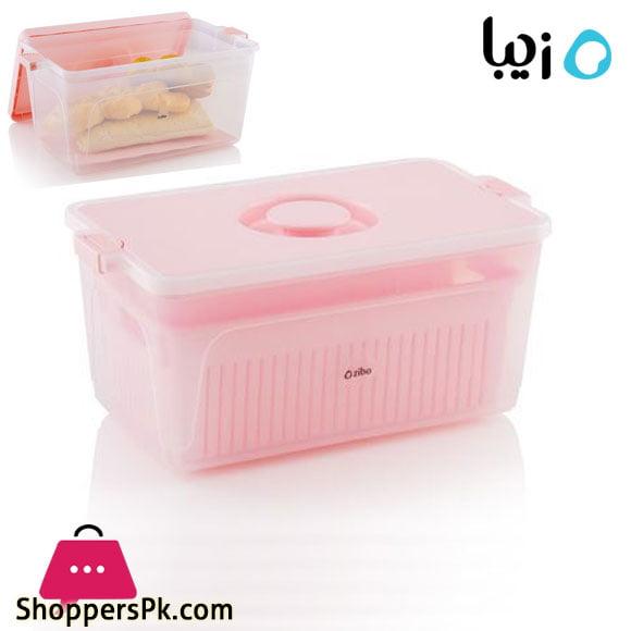Ziba Sazan Plastic Bread Box Iran Made