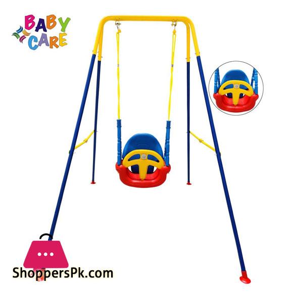 Baby Care Garden Toddler Swing Fun Play