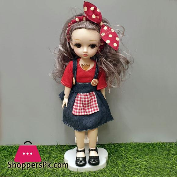 Beautiful Fancy Musical Doll Size 30cm