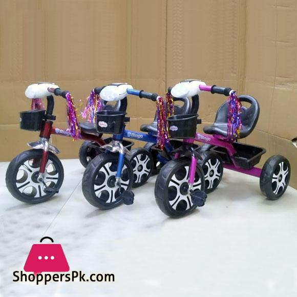 Bingo Baby Kids Tricycle