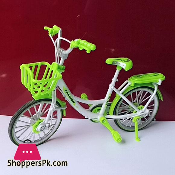Diecast Bicycle Model