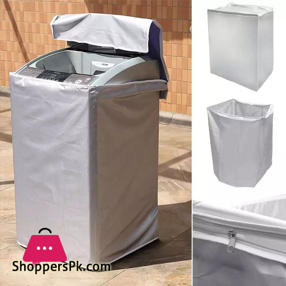 Generic Top Load Washing Machine Cover Parachute Fabric high quality