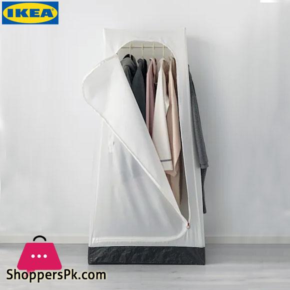 Ikea VUKU Wardrobe 74x51x149 Cm