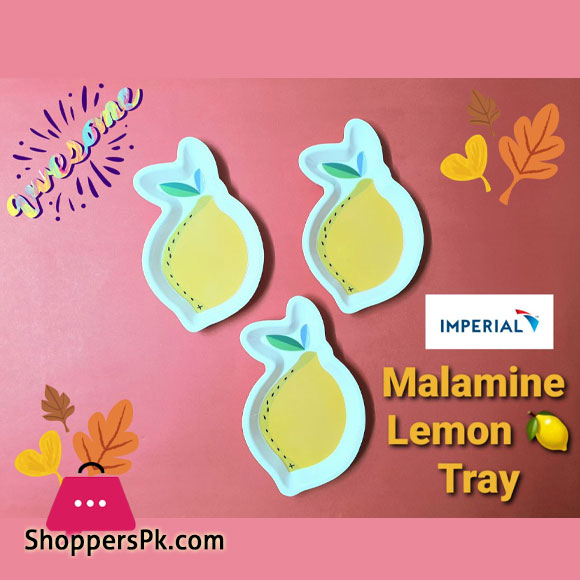 Melamine Lemon Tray