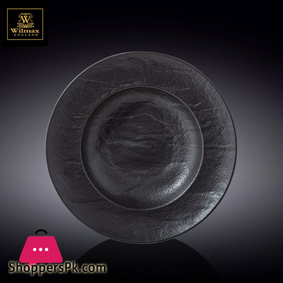 Wilmax Fine Porcelain Deep Plate 10 Inch 25.5 Cm 12 Fl Oz 350 Ml WL-661130 / A