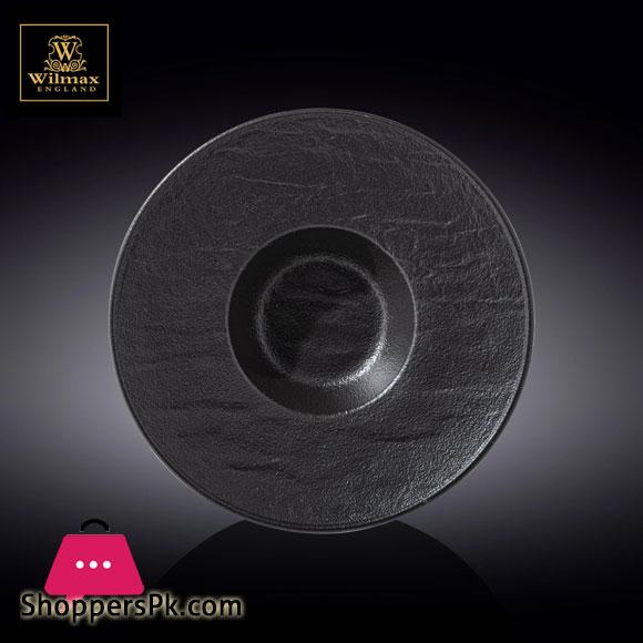 Wilmax Fine Porcelain Deep Plate 10.5 Inch 250 Ml WL-661116/A