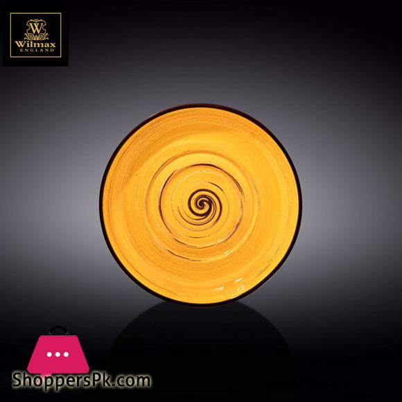 Wilmax Fine Porcelain Mult-use Saucer 6.5 Inch 16 Cm WL-669439 / A