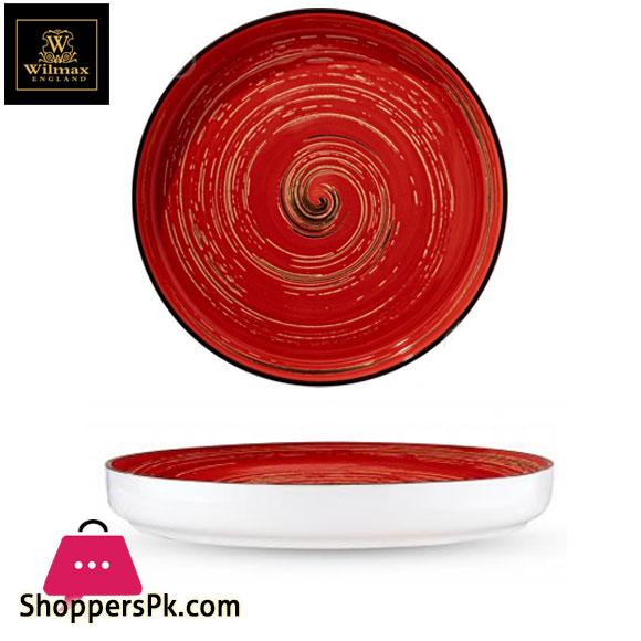 Wilmax Fine Porcelain Round Plate 11 Inch WL-669220 / A