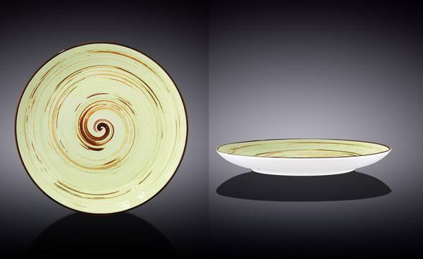 Wilmax Fine Porcelain Round Plate 10 Inch 25.5 Cm WL-669114 / A