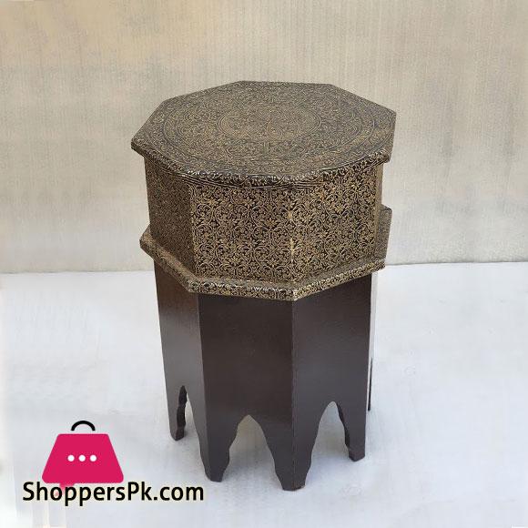 Wood Table 0072-7