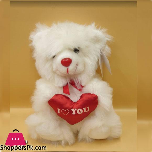 ZiQi Teddy Bear Red t-shirt 10 Inch