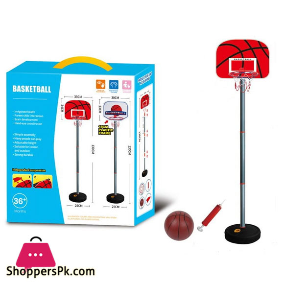 Portable Kids Basketball Stand Sports