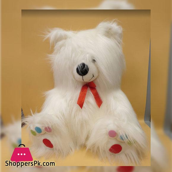 ZiQi Big Teddy Bear With Multi Dot 25 Inch