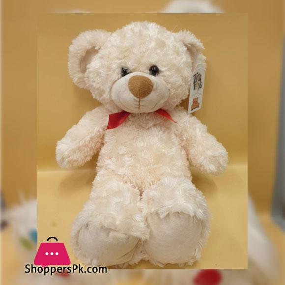 ZiQi Teddy Bear Cream Snail 22 Inch
