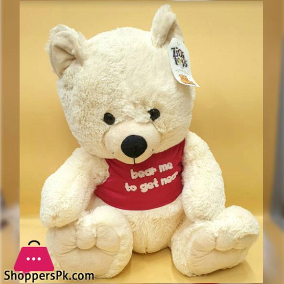 ZIQI Teddy Bear With T-shirt18 Inch A