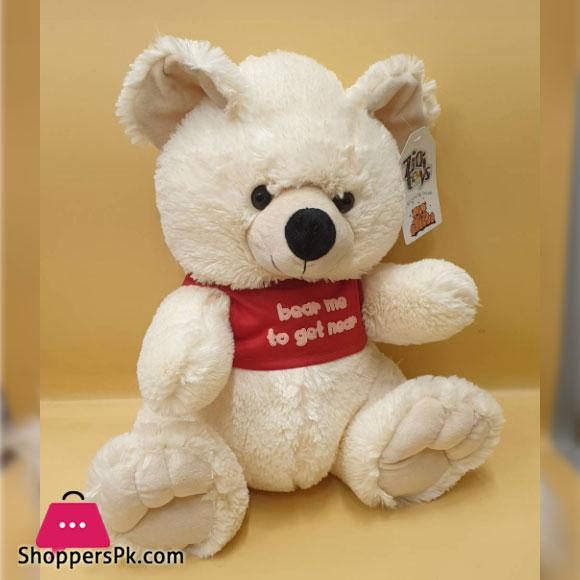 ZIQI Teddy Bear With T-SHIRT 15 Inch B