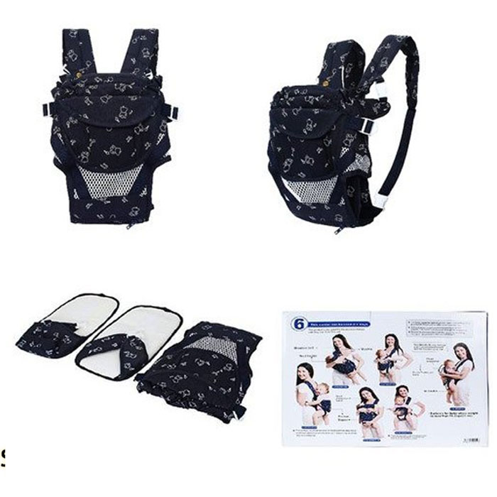 Baby discovery 6 in 1 Baby Carrier