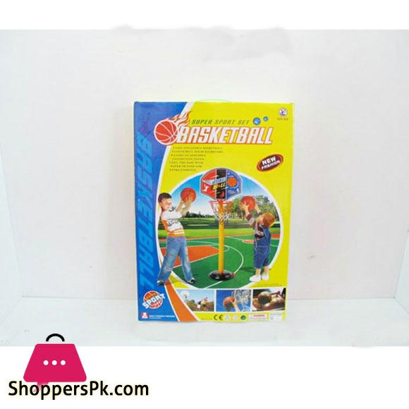 Toy Super Sport Set BasketBall