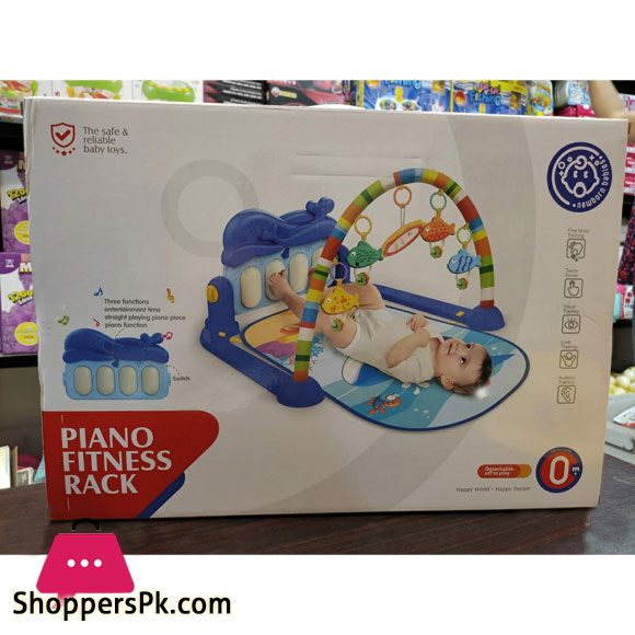 BABY PIANO FITNESS RACK