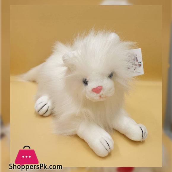 ZIQI White Cat 16 Inch