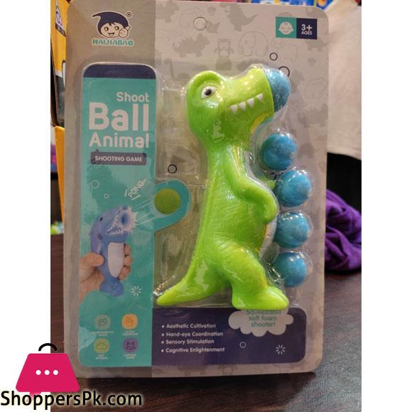 Shoot Ball Animal shooting game