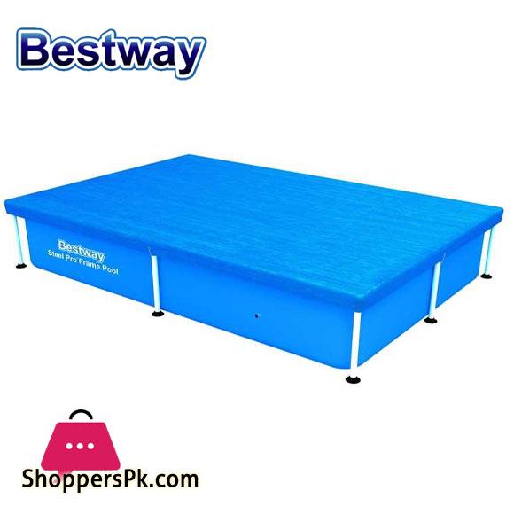 Bestway Pool Cover 87 x 59 Inch - 58103