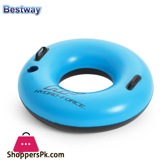 Bestway Big Hydro Force Inflatable Swimming Ring 40 Inch - 36173