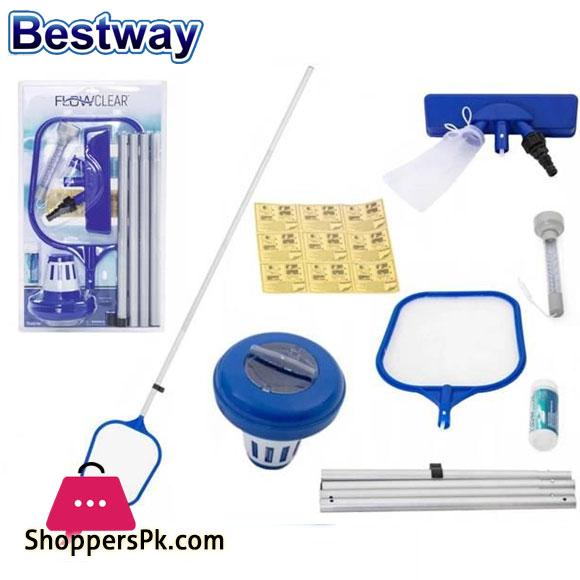 Bestway Flowclear Pool Accessories Set - 58195