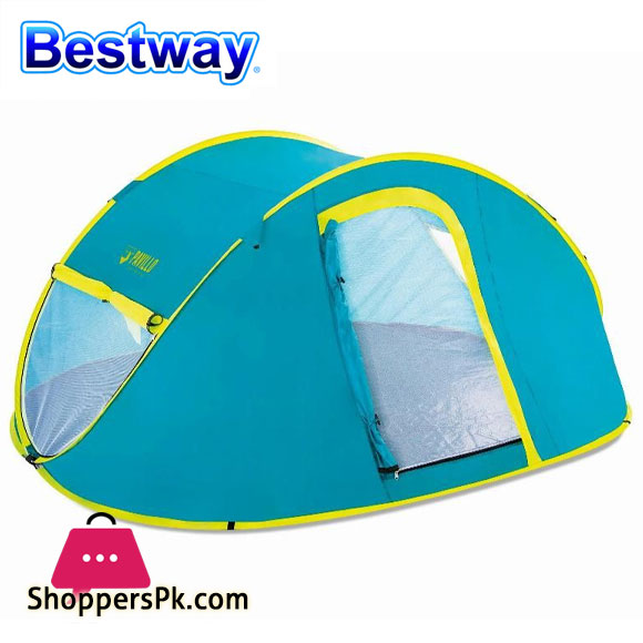 Bestway Pavillo Coolmount 4 PersonCamping Tent - 68087