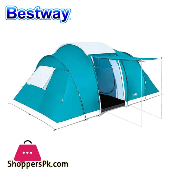 Bestway Pavillo Family Ground 6 Camping Tent - 68094