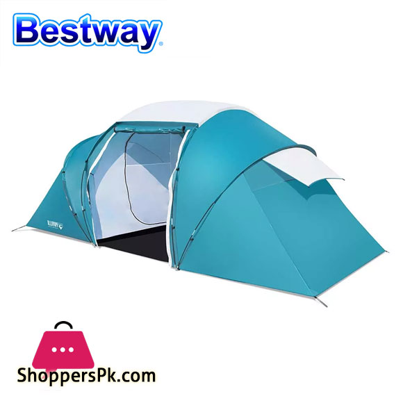Bestway Pavillo Family Ground 4 Camping Tent - 68093