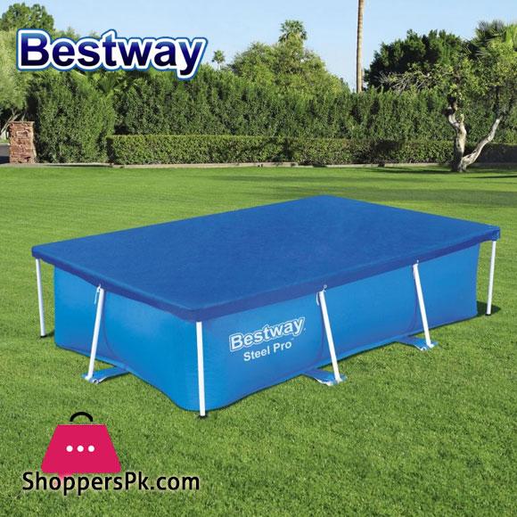 Bestway Pool Cover 102 x 67 Inch - 58105