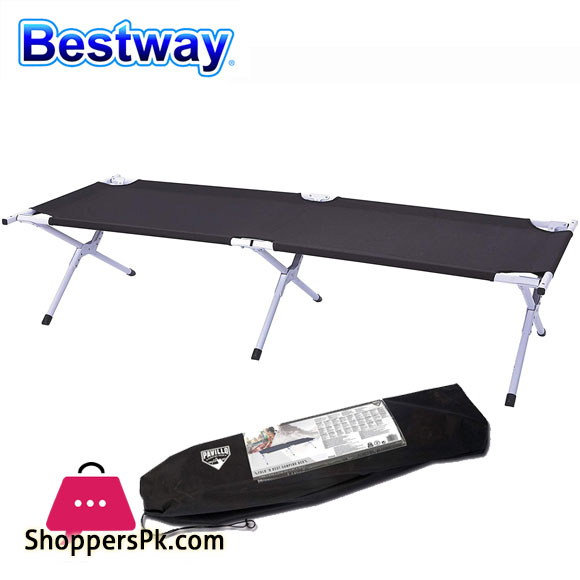 Bestway foldable Fold 'N Rest Camping Bed - 68065