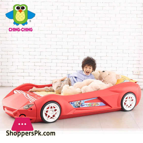 Ching Ching Car Bed with Light 7 Month to 10 years Kids Taiwan Made - Rb-03
