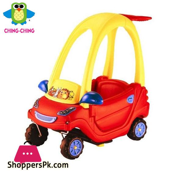 Ching Ching Tuk Tuk Smart Coupe CA-11