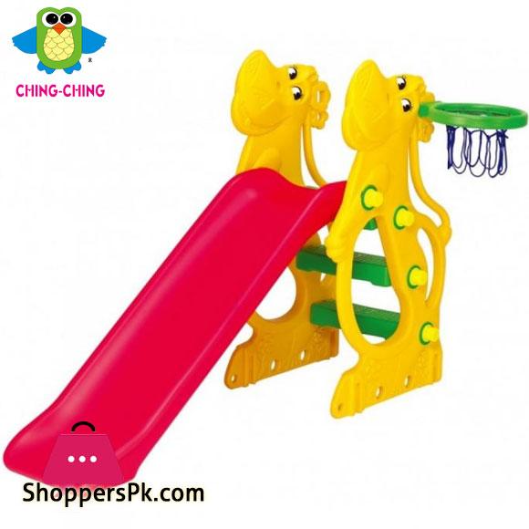 Ching Ching Hippo Slide SL-12