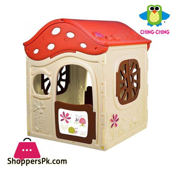 Ching Ching Mushroom Play House For Kids OT-14