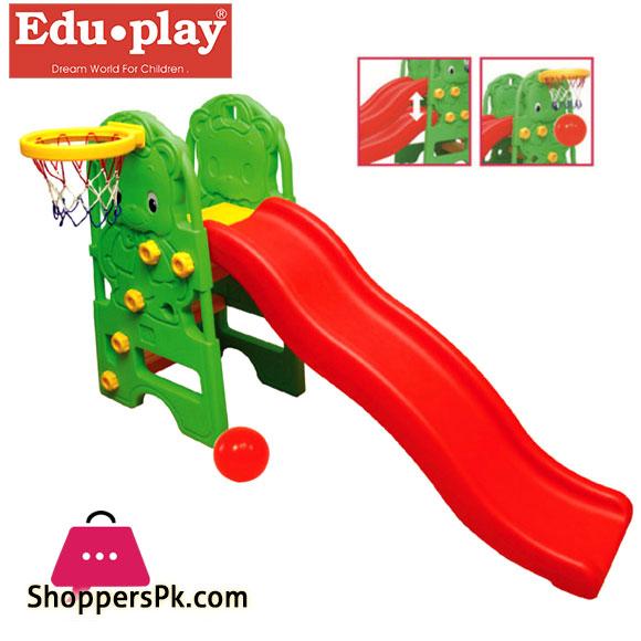 Edu Play Baby Bear Long Pado Slide WJ-314