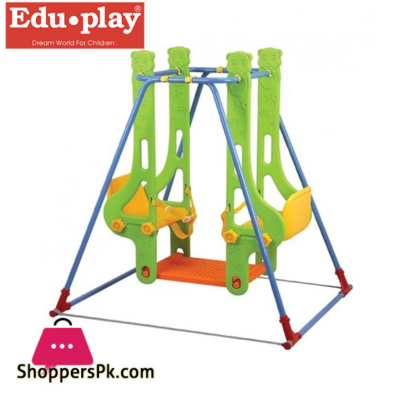 Edu Play Double Swing 3 to 8 years Kids SW-1430