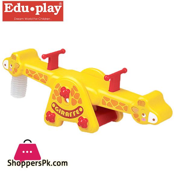EduPlay Giraffe Seesaw 1 to 5 Years Kids - KU-1501