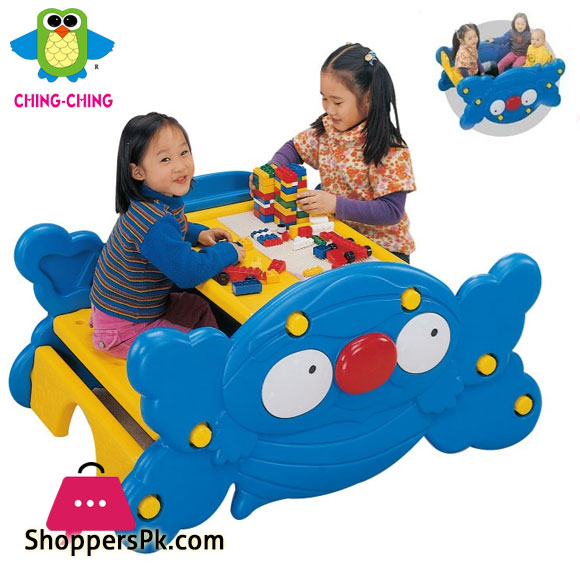 Kids 2 in 1 Clown See Saw Bee Table (Ching Ching) FU-01