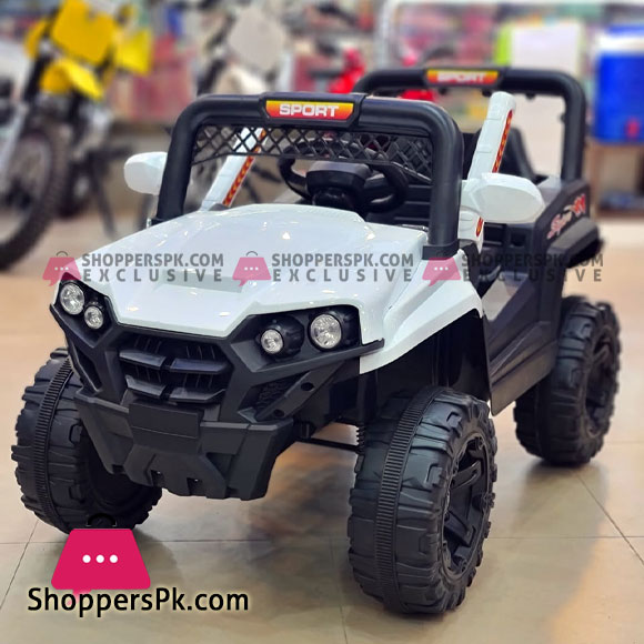 Kids Ride On Jeep WN-101 For 1 to 8 Years Kids